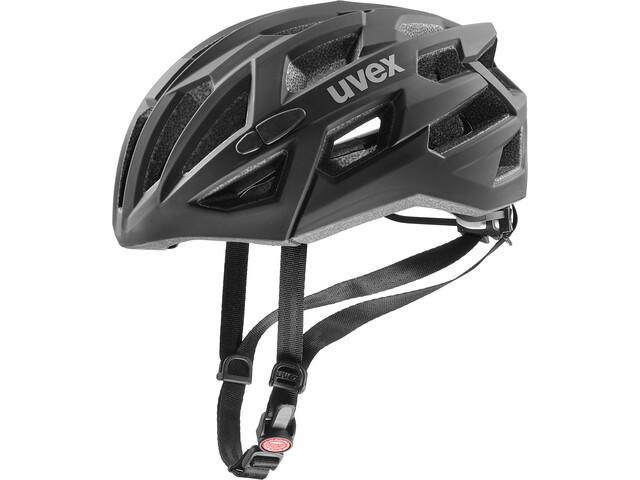 UVEX Race 7 Casco, black